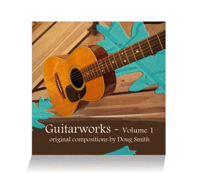Guitar works CD cover